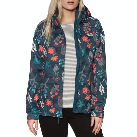 594c2da34 North Face Print Venture Womens Jacket available from Surfdome