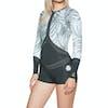 Rip Curl Madi 1mm Long Sleeve Boyleg Shorty Womens Wetsuit - Off White