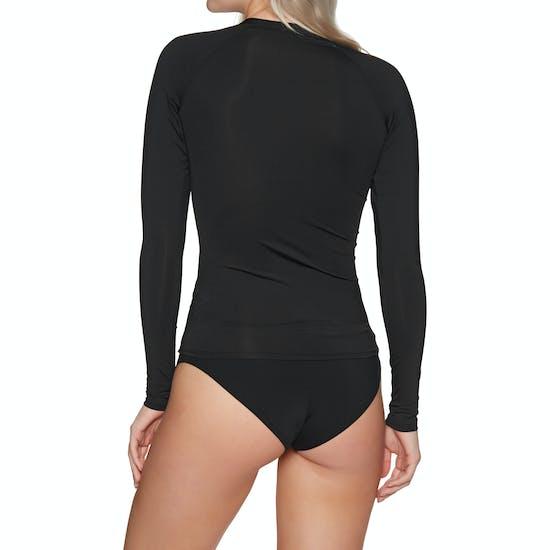 SWELL Kuai Long Sleeve Womens Rash Vest