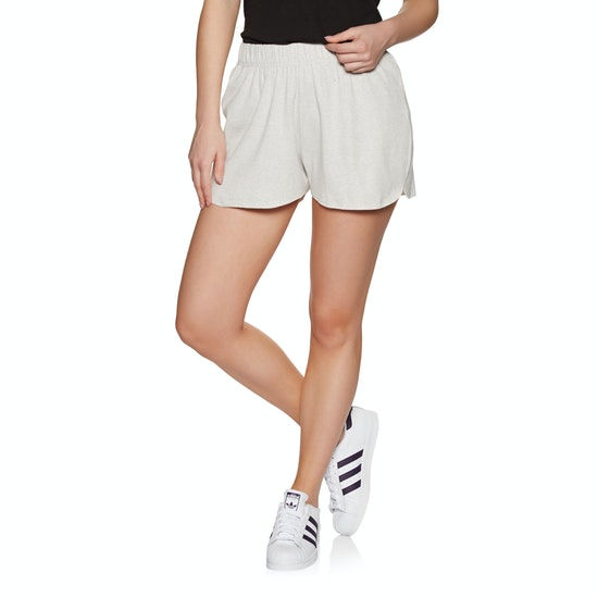 SWELL Geenie Ribbed Short Dames Shorts