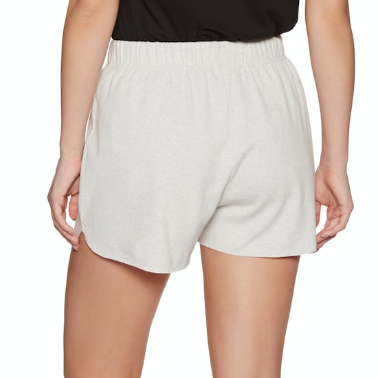 SWELL Geenie Ribbed Short Damen Shorts