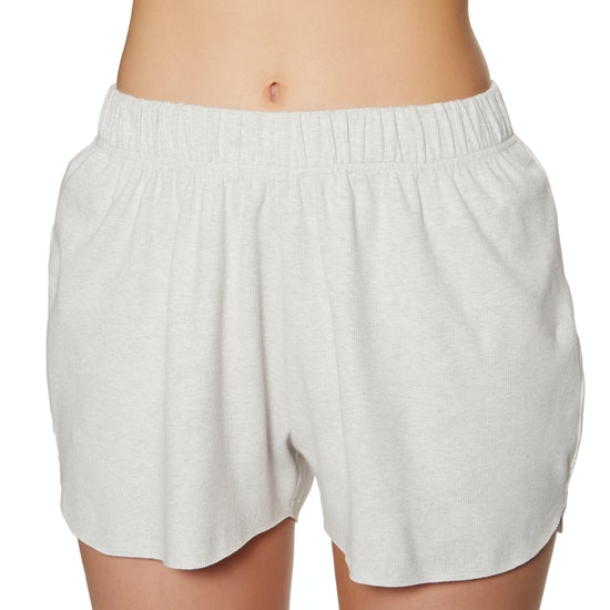SWELL Geenie Ribbed Short Womens Shorts