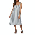 Volcom Da Boom Stripe Dress