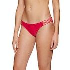 Volcom Simply Solid Full Bikini Bottoms