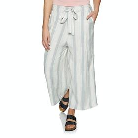 Volcom Winding Roads Womens Trousers - White Combo