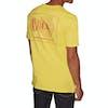 Volcom Free Short Sleeve T-Shirt - Yellow