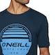 T-Shirt à Manche Courte O'Neill Horizon