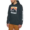 Element Joint Pullover Hoody - Off Black