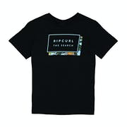 Rip Curl Untertown Filter Boys Short Sleeve T-Shirt