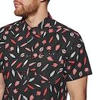 RVCA Gerrard Short Sleeve Shirt