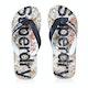 Superdry Printed Cork Flip Flop Sandals