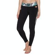 Roxy 1m Pop Capri Leggings Womens Wetsuit
