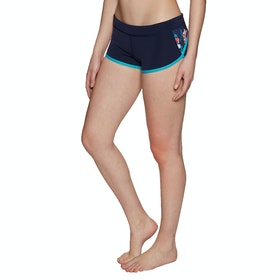Roxy 1m Reef Womens Wetsuit Shorts - Insignia Blue
