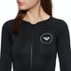 Roxy Essentials Long Sleeve UPF 50 Zipped One-Piece Womens Rash Vest