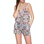 O Neill Beach Print Playsuit
