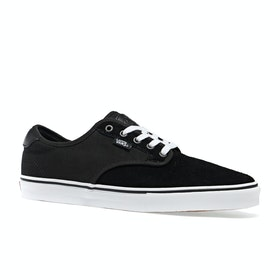 Scarpe Vans Chima Ferguson Pro - Black True White