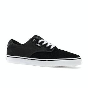 Vans Chima Ferguson Pro Shoes - Black True White