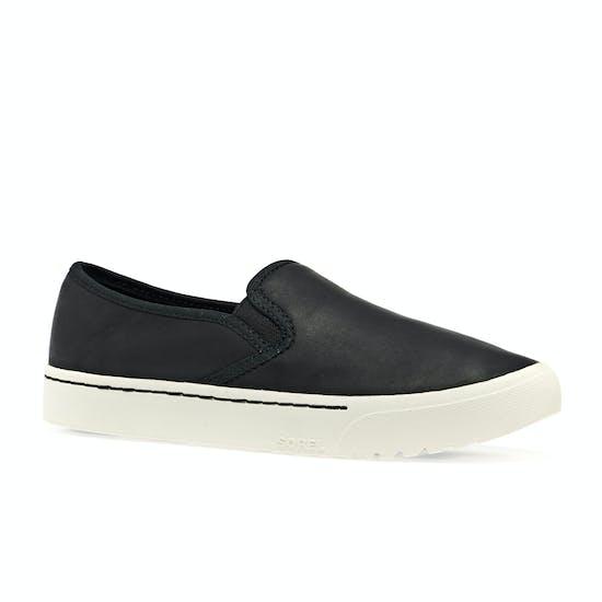 Sorel Campsneak Slip On Womens Shoes