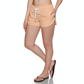 SWELL Max Womens Boardshorts - Peach