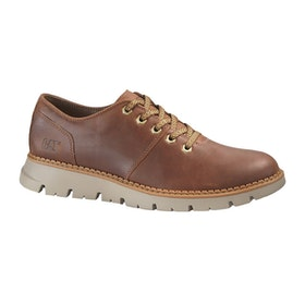 Caterpillar Drake Trainers - Tawny