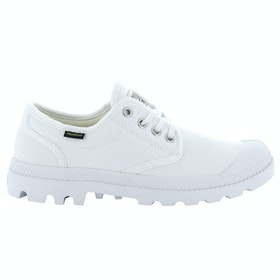 Palladium Pampa OX Originale Trainers - White