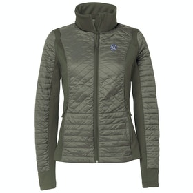 Mountain Horse Wind Jammer Ladies Riding Jacket - Khaki Green