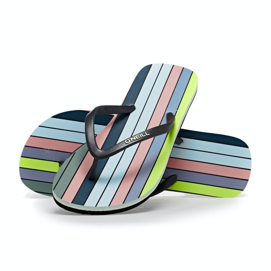 O'Neill M And M Print Sandals