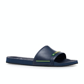 Sliders Havaianas Brasil - Navy Blue