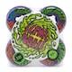 Santa Cruz Slime Balls Vomit Mini 97a 53mm Skateboard Wheel