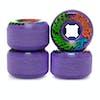 Santa Cruz Slime Balls Vomit Mini 97a 53mm Skateboard Wheel - Purple