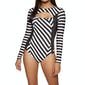 True Black Victoria Stripes