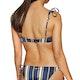 Roxy Romantic Sences Wrap Triangle Bikini Top