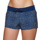 Roxy Salt Retreats Semi Elastic Printed Ladies Boardshorts