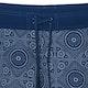 Roxy Salt Retreats Semi Elastic Printed Womens Boardshorts