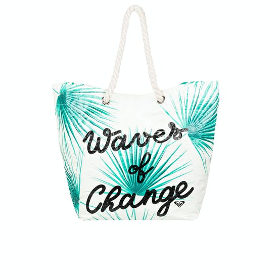 Roxy Waves Of Change Ladies Beach Bag