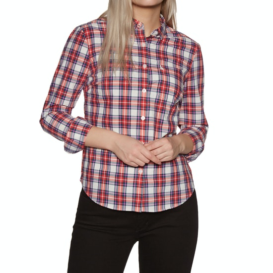 Camisa Mujer Jack Wills Homefore Check