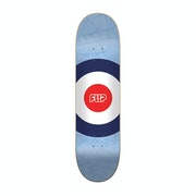 Flip Mapdyssey Blue 7.88 Inch スケートボード用デッキ