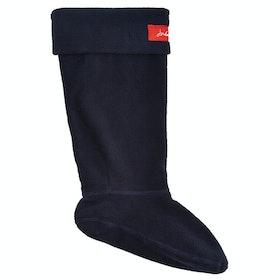 Joules Welton Ladies Welly Socks - Marine Navy Blue