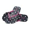 Joules Flip Flops Womens Sandals - Navy Spot