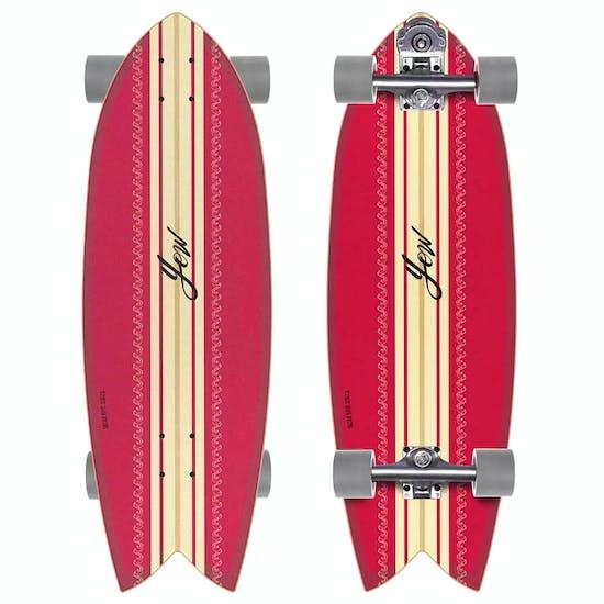 YOW Coxos 31 Surf Skateboard