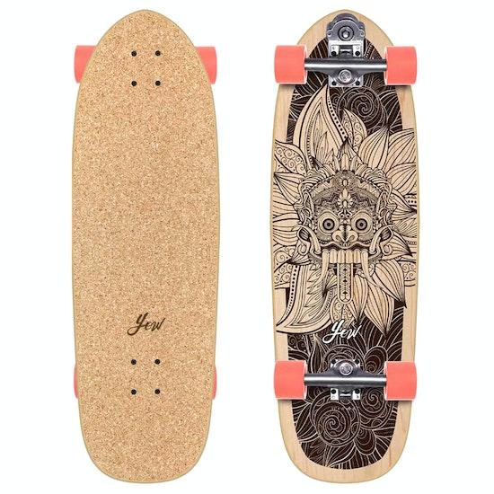 Surf Skateboard YOW Lakey Peak 32