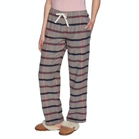 SWELL Heritage Womens Pyjamas - White Pink