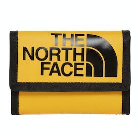Portafoglio North Face Base Camp - TNF Yellow TNF Black