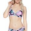 Joules Bonnie Bikini Top - Navy Floral