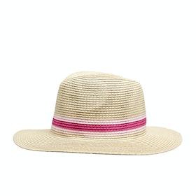 Chapeau Femme Joules Dora Sun - Pink Band