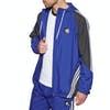 Chaqueta Adidas Insley - Active Blue Solid Grey White