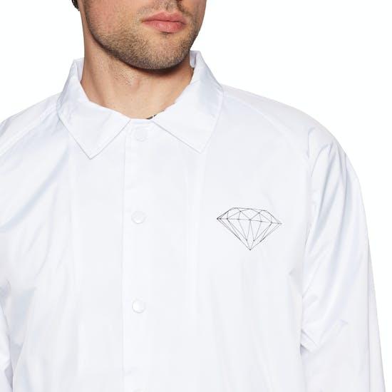 Diamond Supply Co Brilliant Coach Core 防風ジャケット