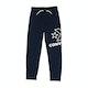 Pantalons de Jogging Enfant Converse Wrap Around Logo Obsidian