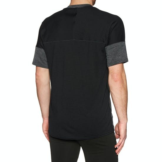 T-Shirt à Manche Courte Icebreaker Kinetica Crewe