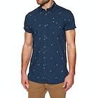 O'Neill Allover Summer Short Sleeve Shirt